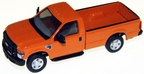 F-250 XL SRW Reg. Cab, Orange