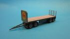 4 Axle Falt Bed Trailer