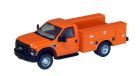 RPS F-450 XL DRW Service Truck RG Orange