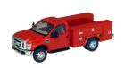 RPS F-450 XL DRW Service Truck RG Red