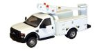 RPS F-450 XL DRW  Service Truck, Bucket RC White