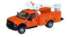 RPS F-450 XL DRW Service Truck RG  Bucket Orange