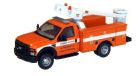 RPS F-450 XL DRW Service Truck RG Orange/White DPW