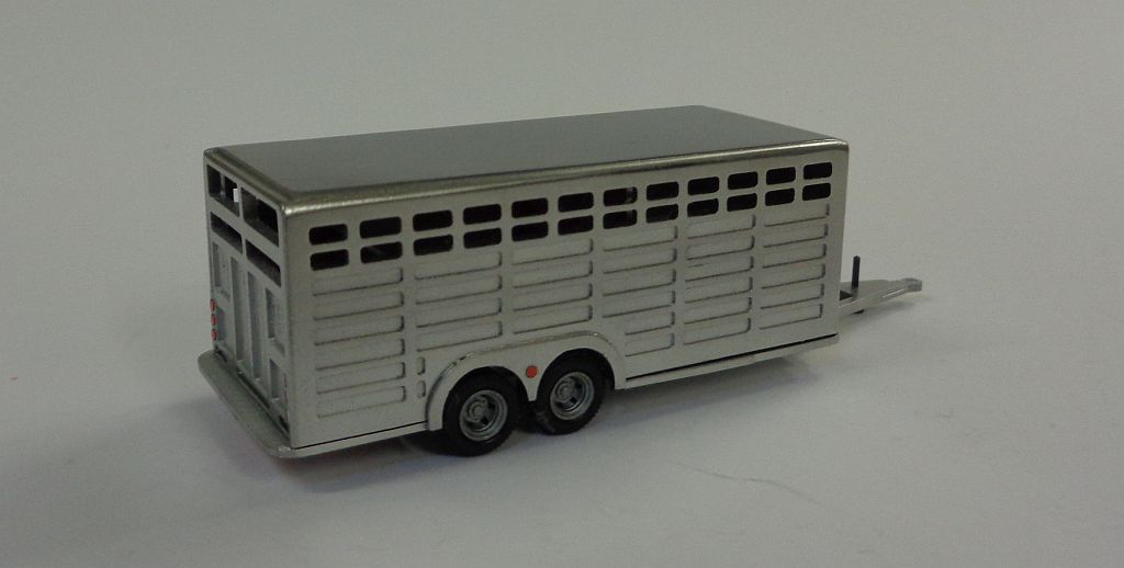 Cattle Trailer Old Style