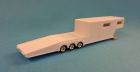 3 Axle Drob Deck open Toy Trailer