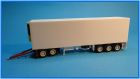 B Refrigerator Trailer with 2 Axle Dolly ready to Paint