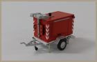 Ligth Generator 1 Axle Red for Trucks