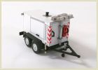 Ligth Generator 2 Axle white