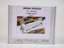 Puzzle I Love Musik