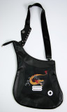 Gitarrentasche Dragon, bunt