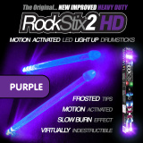 Light Drum Sticks-Purple