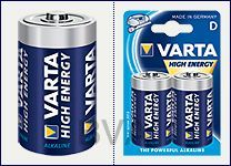 Varta High Energy Mono LR20