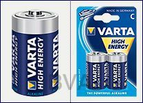 Varta High Energy Baby LR14