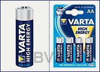 Varta Longlife Power (High Energy) Mignon LR06