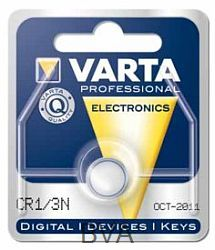 Varta Photo CR 1/3 N 1-er Blister