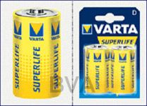 Varta Superlife Mono R20
