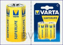 Varta Superlife Baby R14 B2 x 12