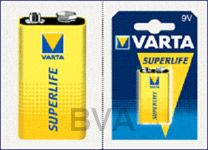 Varta Superlife 9 Volt 6R61