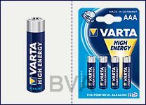 Varta High Energy Micro LR03