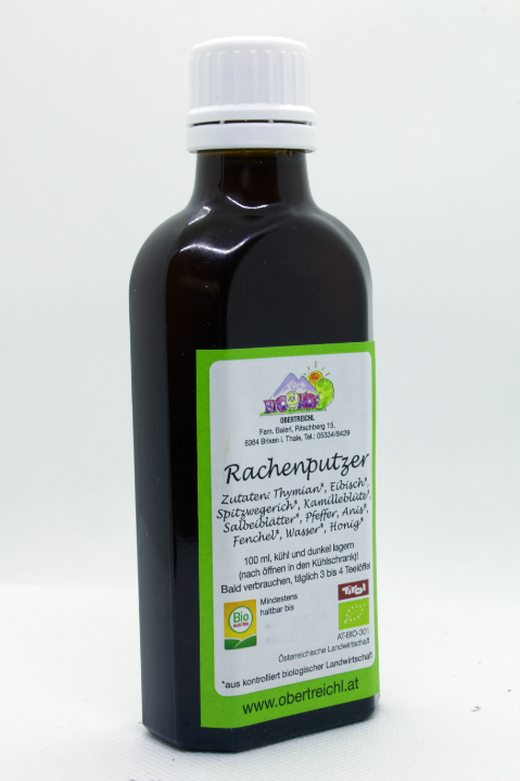 Rachenputzersaft