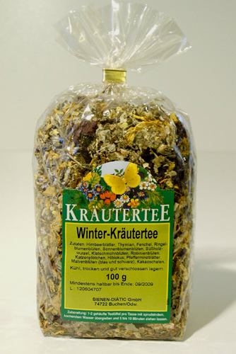 Winter-Kräutertee