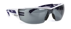 Outdoorbrille Victor Small Outdoor  violett-weiß