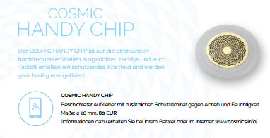 COSMIC HANDY CHIP