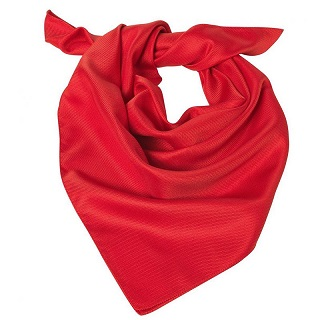 Foulard & cravate rouge