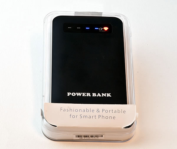 Power Bank 5'600 mAh