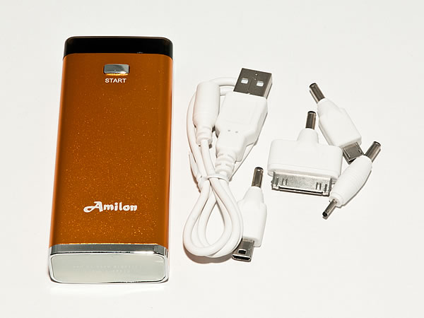 Amilon Power Bank 5'200 mAh