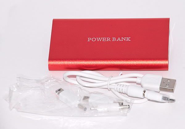 Power Bank 5'500 mAh
