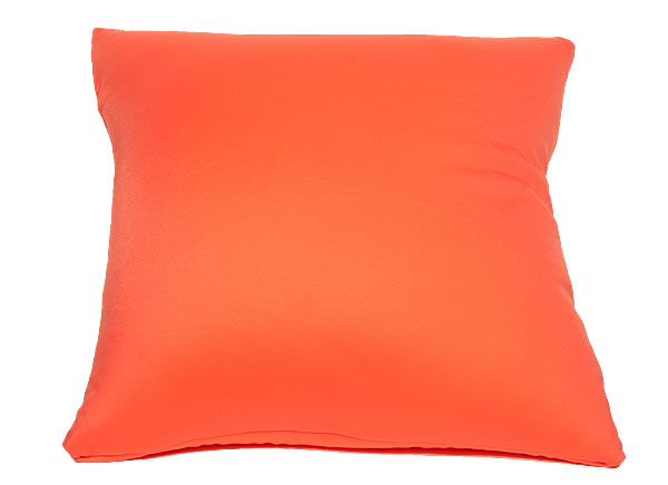 Comfort-Kissen 32 x 32 cm orange