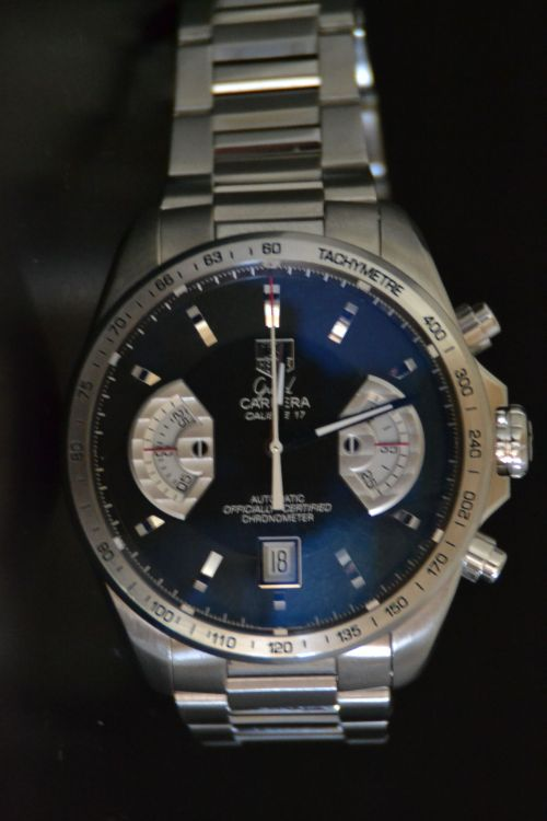 Tag Heuer Grand Carrera RS 17