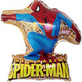 Ballon sur tige Spiderman