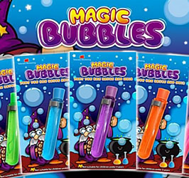 Magic Bubbles NON DISPONIBLE