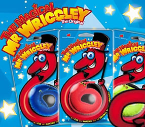 Mister Wriggley