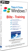 Windows 7 ? Tipps & Tricks Blitz - Training