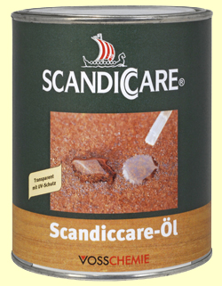 Scandiccare - Öl