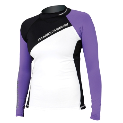 MAGIC MARINE ENERGY Rash Vest Ladies LS