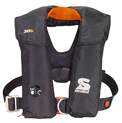 SECUMAR Tetra 275 3D Harness