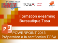 FORMATIONS E-LEARNING POWERPOINT