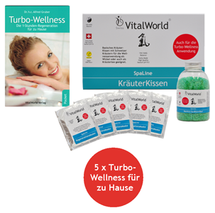 VitalWorld Turbo-Wellness-Paket