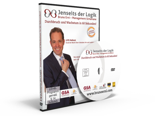 DVD Jenseits der Logik - Motivation