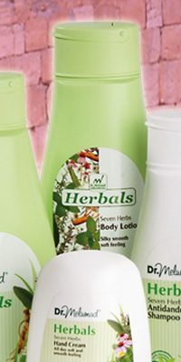 75061 / Herbals, Lotion pour le corps