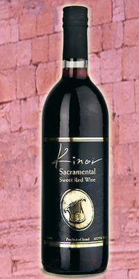 09313 / Barkan, Kinor Sacramental 75 cl