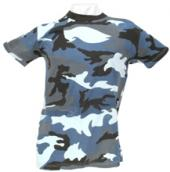 T-Shirt US skyblue