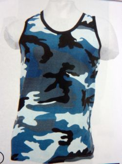 Tank-Top skyblue m