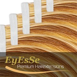 EyEsSe Tape-Extensions - Naturfarben / glatt # 60