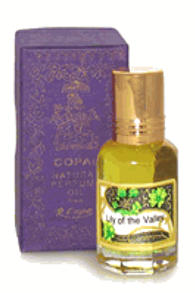 """Song of India"" Natural Parfumoil Lily of the Valley"