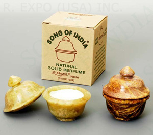 Song of India Natural Parfumcreme LOTUS 7g